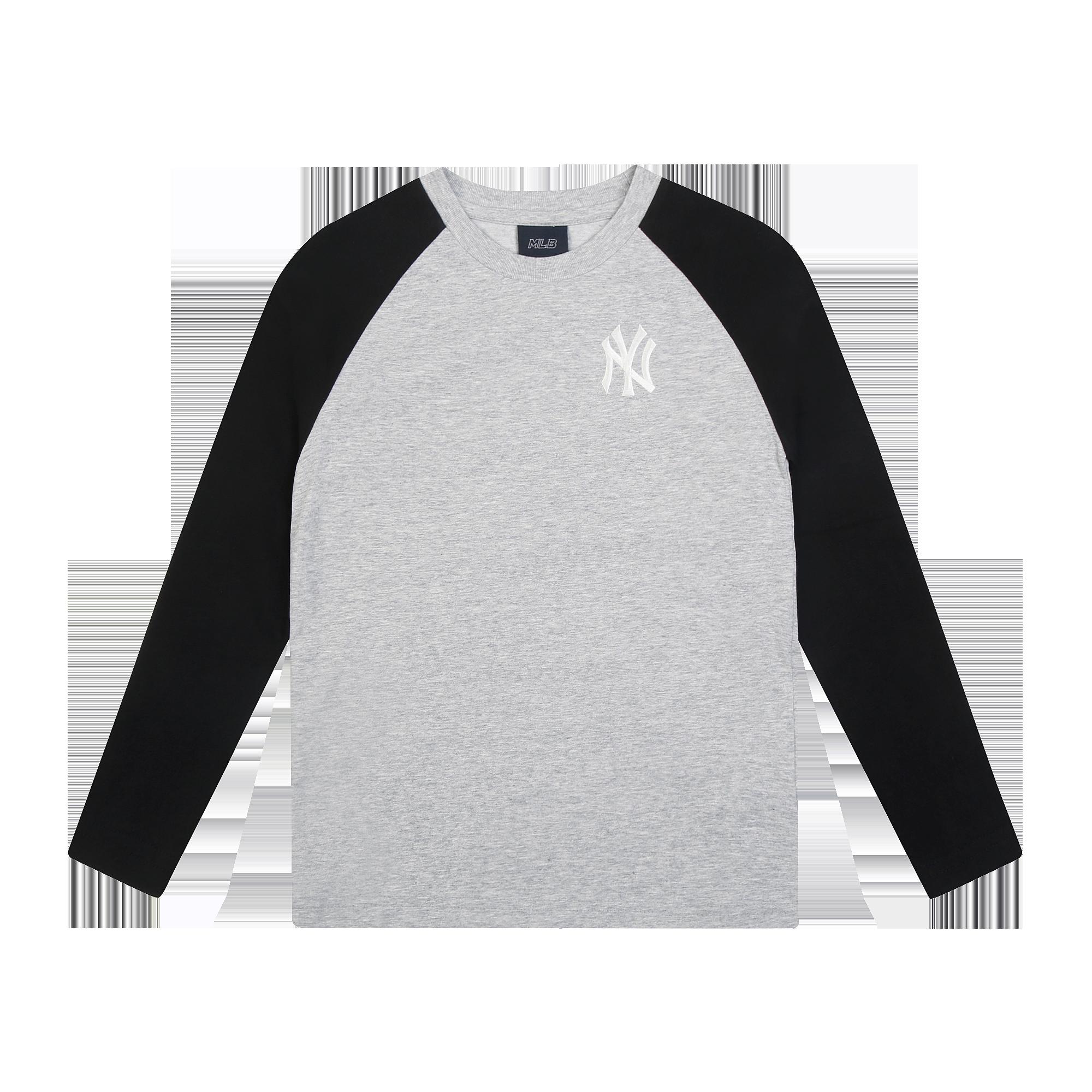빅로고 라글란 티셔츠 뉴욕양키스