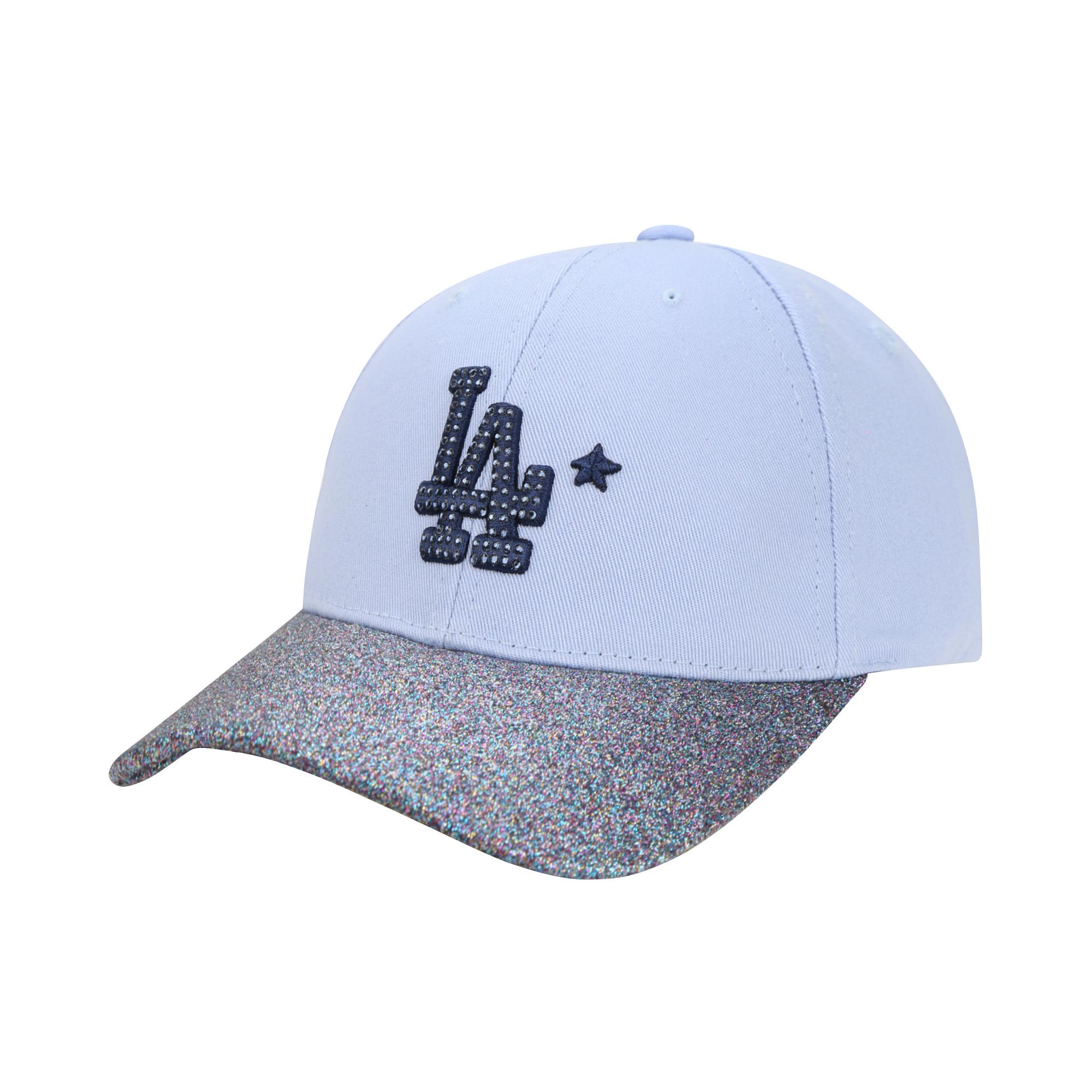 MLB LIKE 돌펄 청배색 커브캡 LA다저스