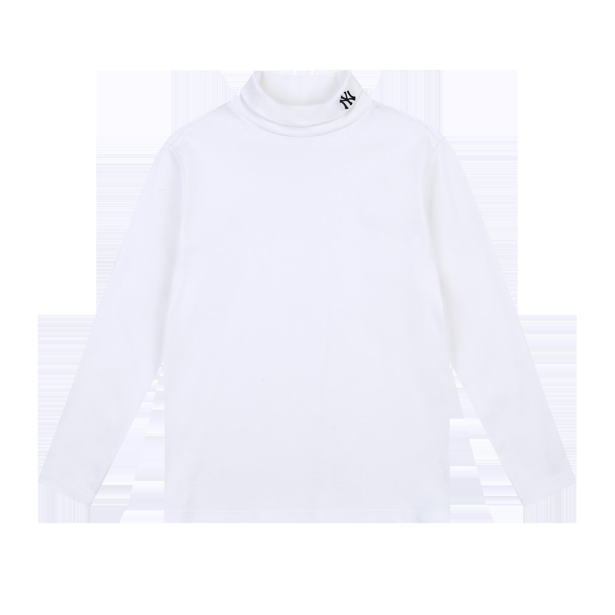 스몰로고 목폴라 티셔츠 뉴욕양키스