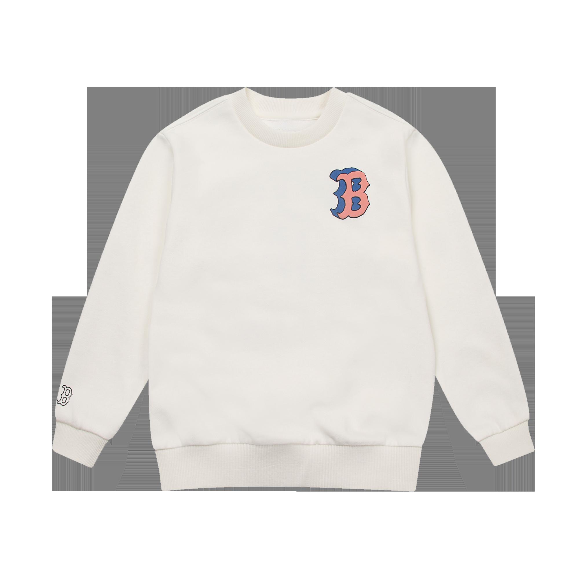 패밀리 MLB LIKE 맨투맨 보스턴레드삭스