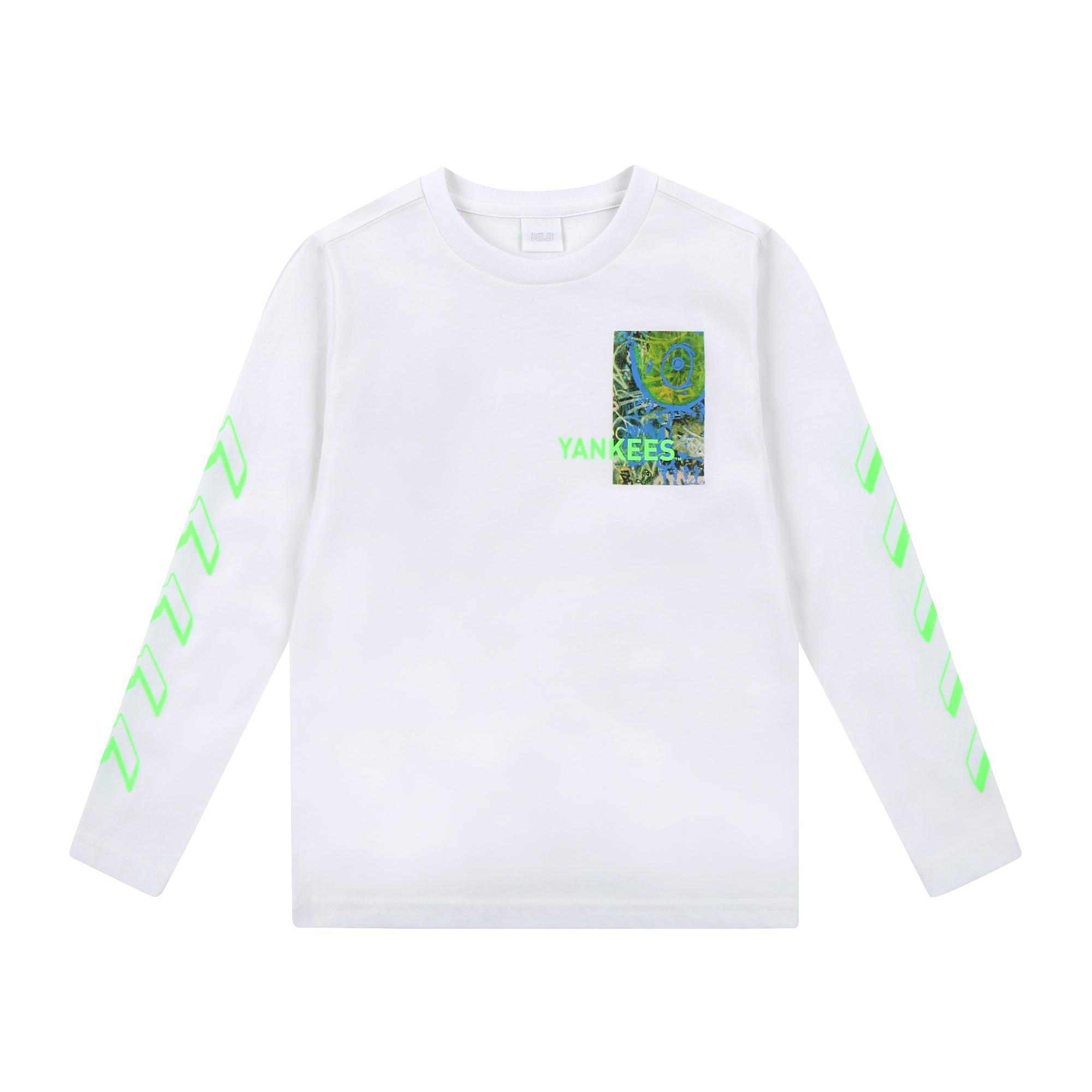 SEAM BALL 포토믹스 티셔츠 뉴욕양키스