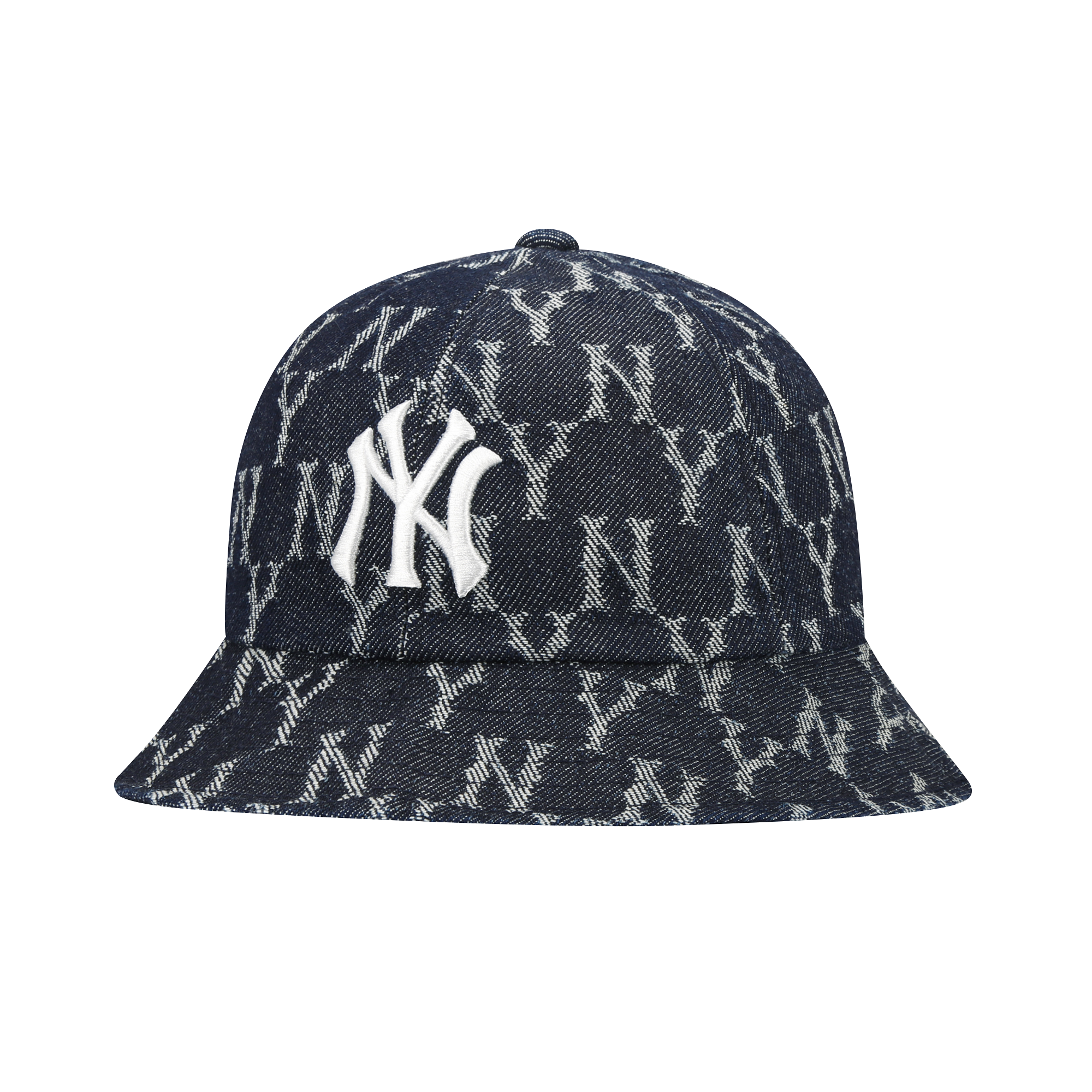 모노그램 데님 햇 뉴욕 양키스