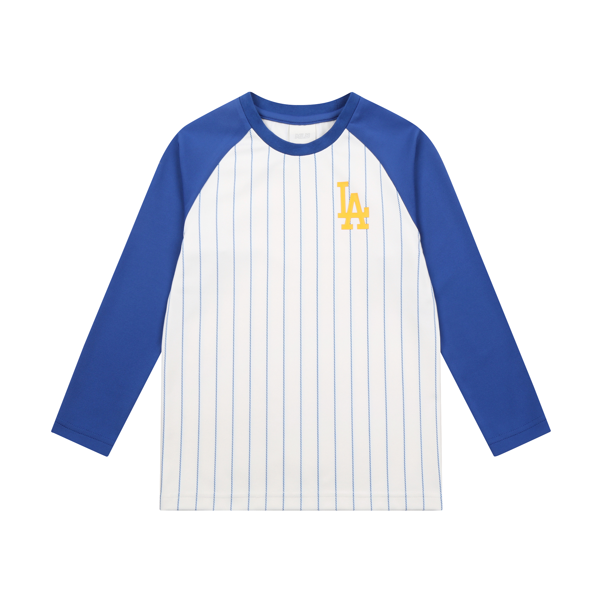 스트라이프 라글란 티셔츠 LA다저스