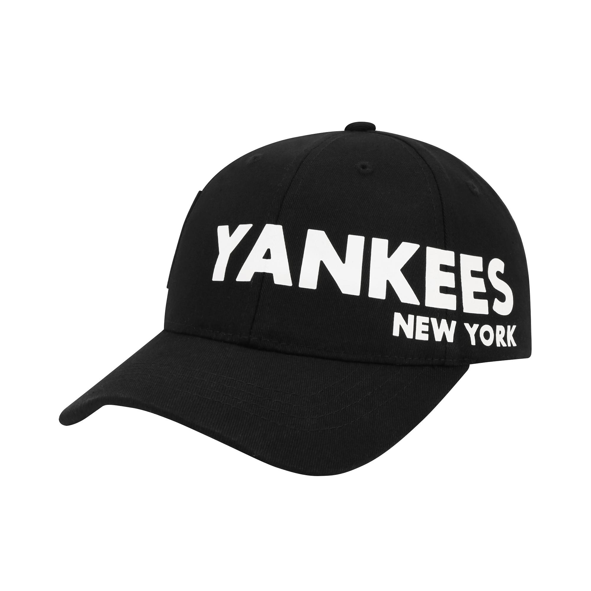 메가로고 빅워딩로고 커브 뉴욕 양키스