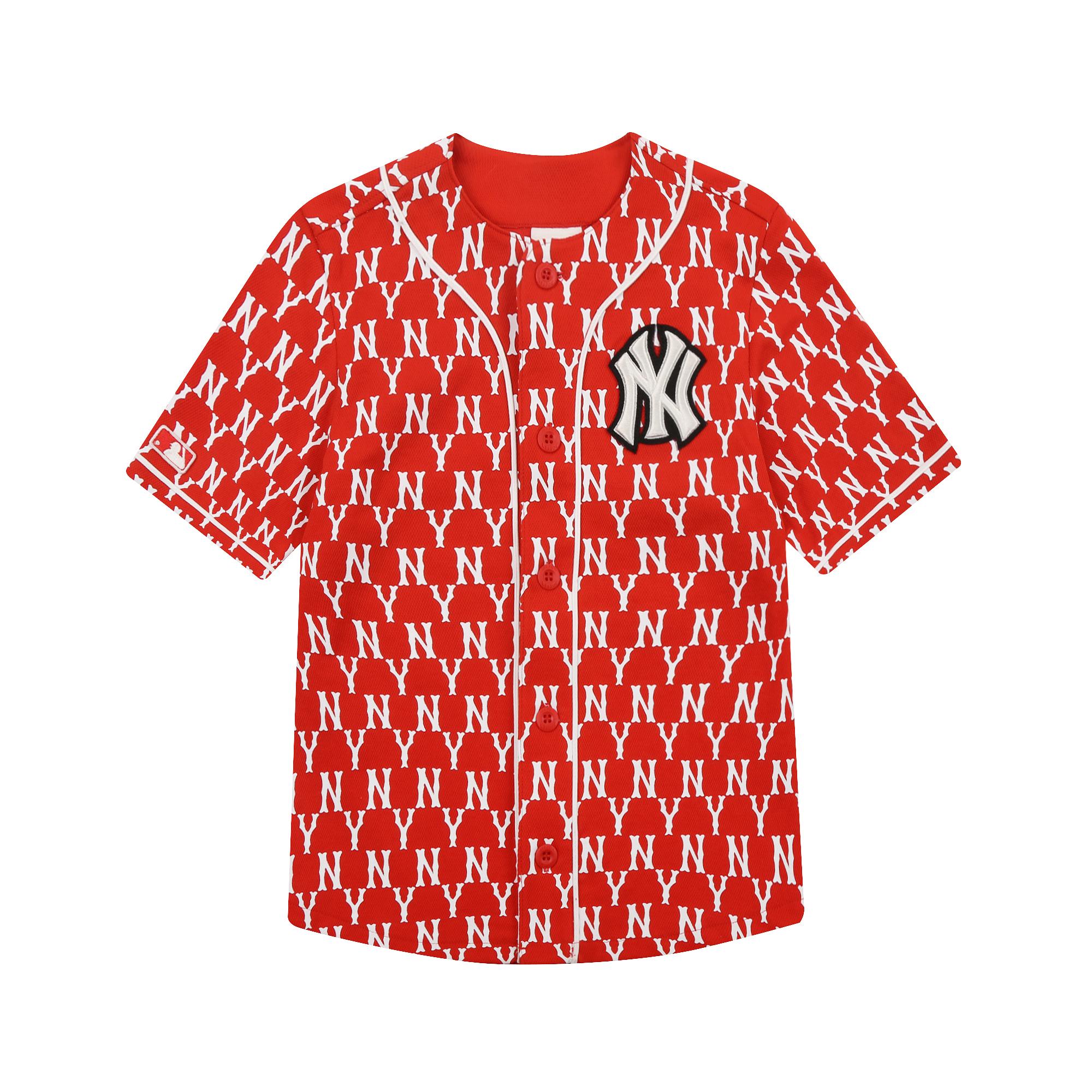 모노그램 베이스볼 저지 뉴욕양키스