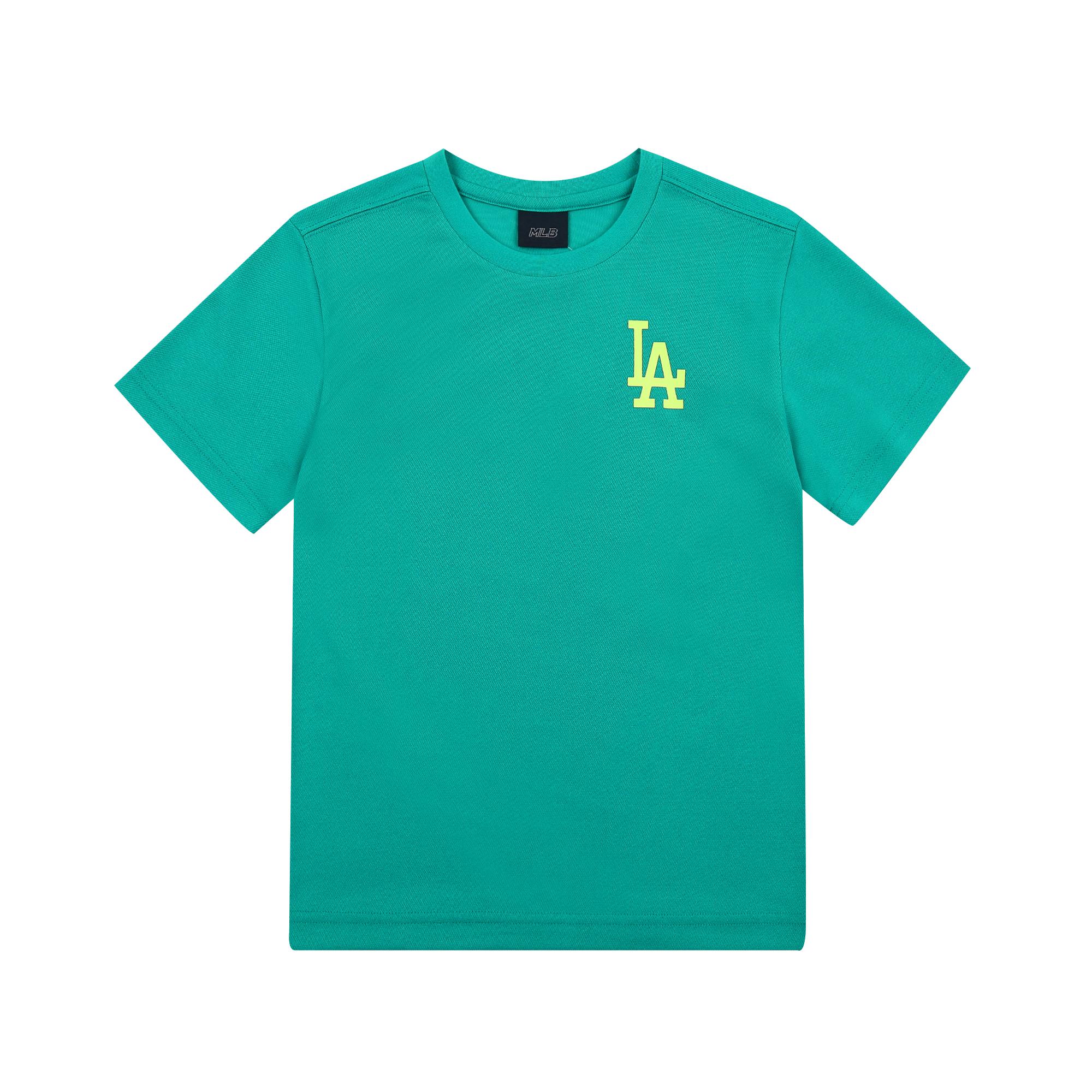 패밀리 등판 메가로고 티셔츠 LA다저스