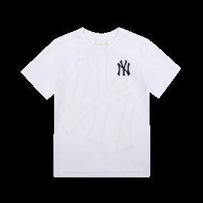 패밀리 등판 메가로고 티셔츠 뉴욕양키스
