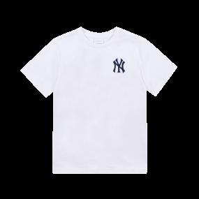 패밀리 모노그램 등판 메가로고 티셔츠 뉴욕양키스