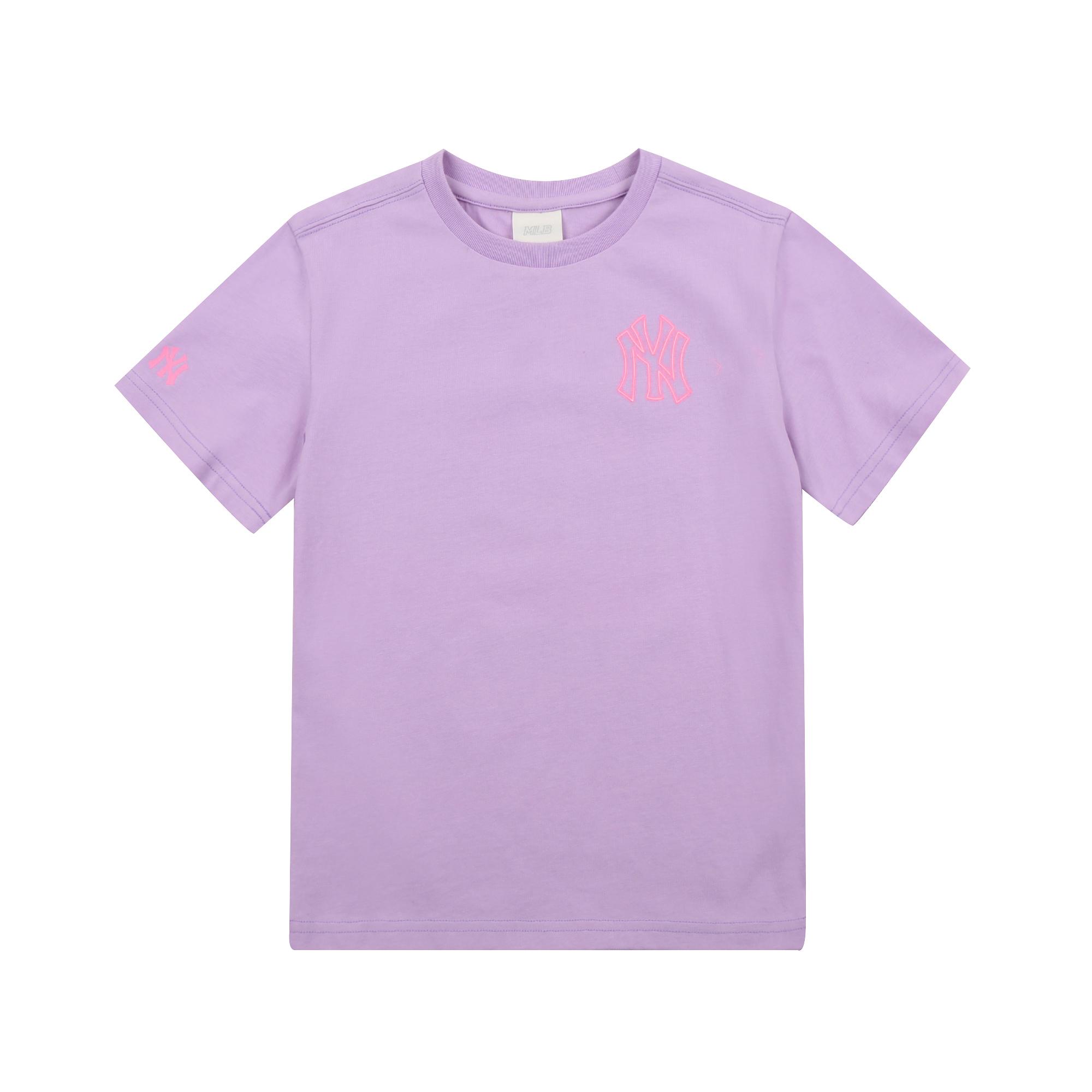 PLAY MLB 네온 반팔 티셔츠 뉴욕양키스