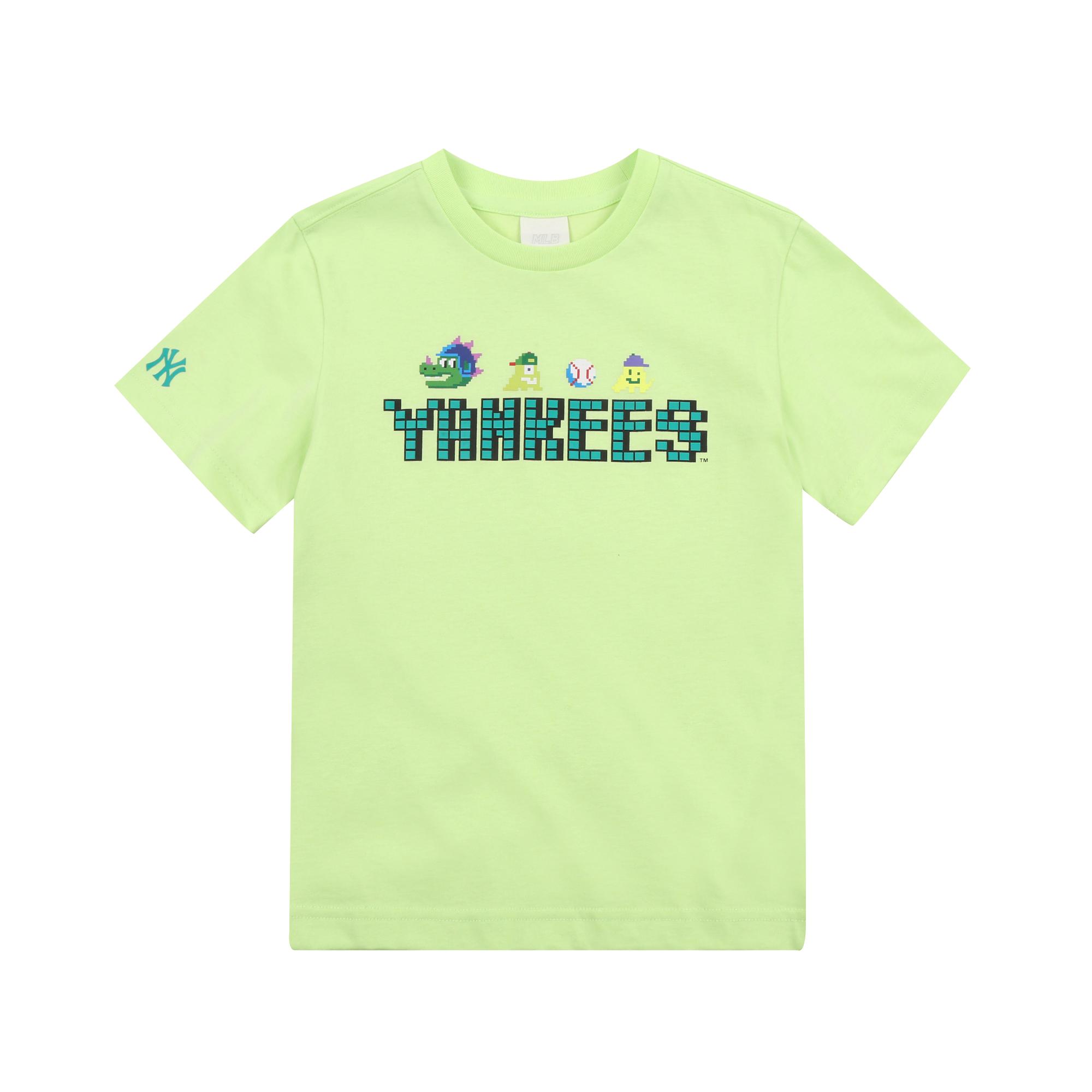 PLAY MLB 키노 티셔츠 뉴욕양키스