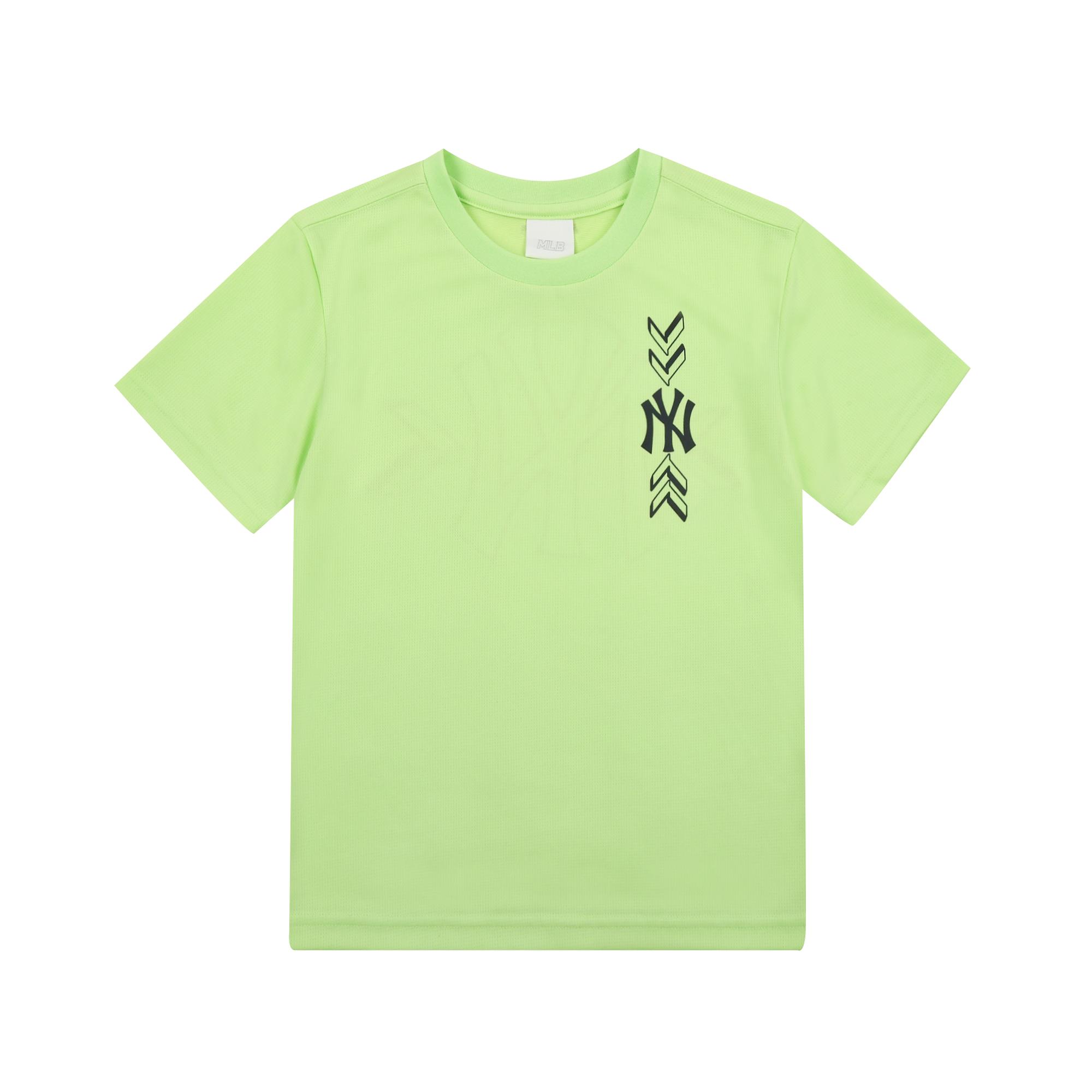 SEAM BALL 레인보우 기능성 티셔츠 뉴욕양키스