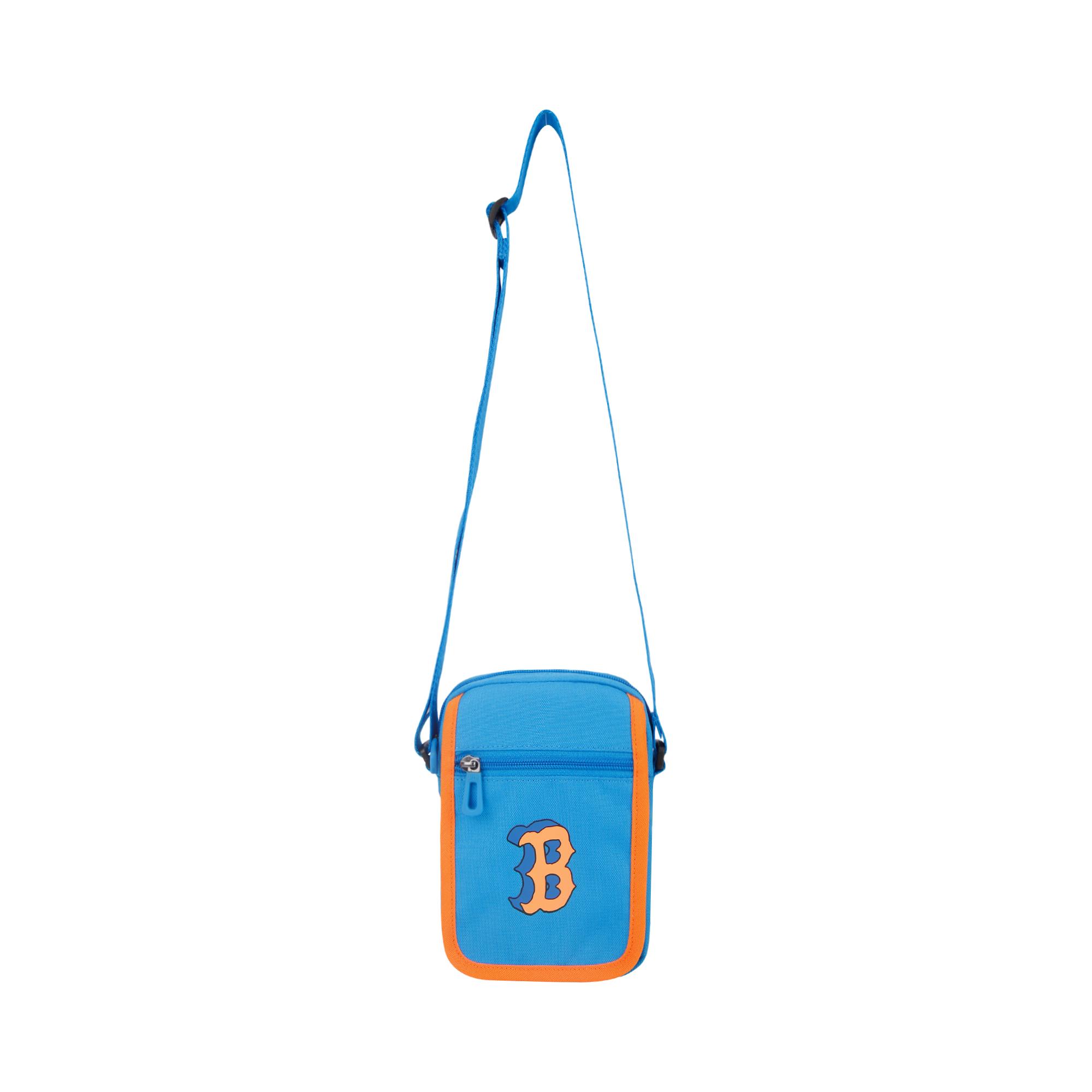 MLB LIKE 컬러블럭 크로스백 보스턴레드삭스