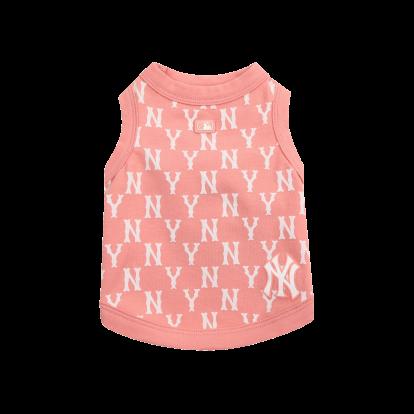 [PET] 모노그램 티셔츠 뉴욕양키스