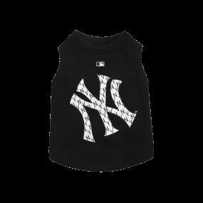 [PET] 모노그램 빅로고 티셔츠 뉴욕양키스