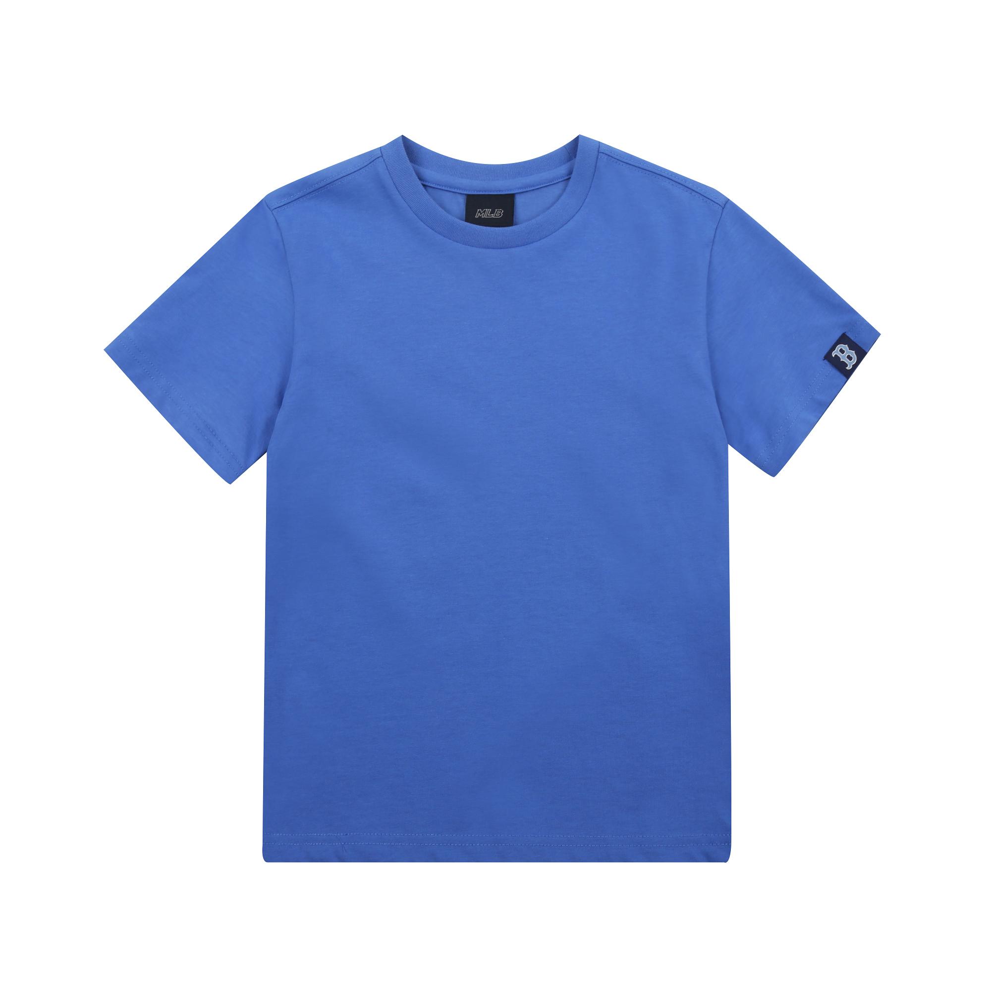 베이직 로고 라벨 티셔츠 보스턴레드삭스