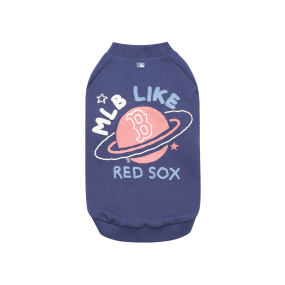 [PET] MLB LIKE PLANET 맨투맨 보스턴 레드삭스