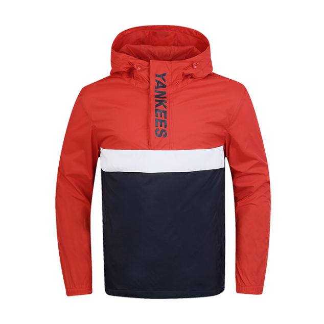 MENS HOOD POINT ANORAK