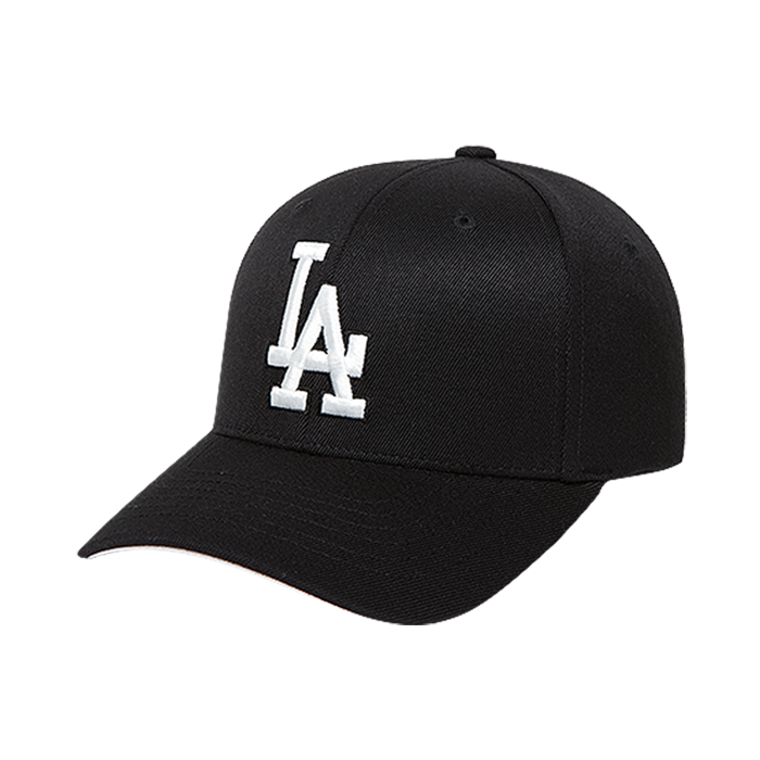 LA DODGERS ONE POINT BEHIND CURVED CAP