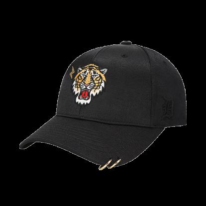 DETROIT TIGERS PIERCING LONG STRAP ADJUSTABLE HAT