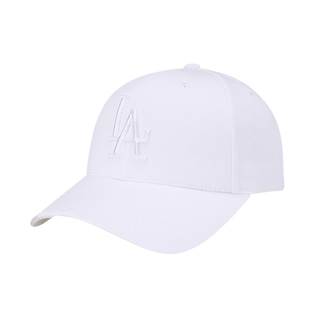 LA DODGERS ONE POINT LOGO ADJUSTABLE HAT
