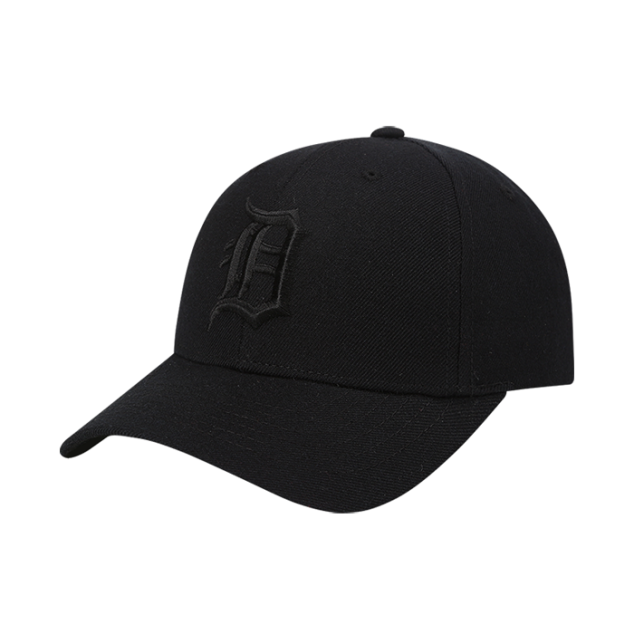 DETROIT TIGERS ONE POINT LOGO ADJUSTABLE HAT