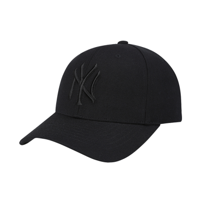NEW YORK YANKEES ONE POINT LOGO ADJUSTABLE HAT