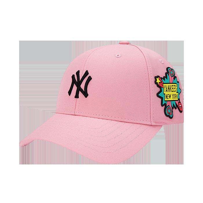 NEW YORK YANKEES PANG PANG LONG WEBBING ADJUSTABLE HAT