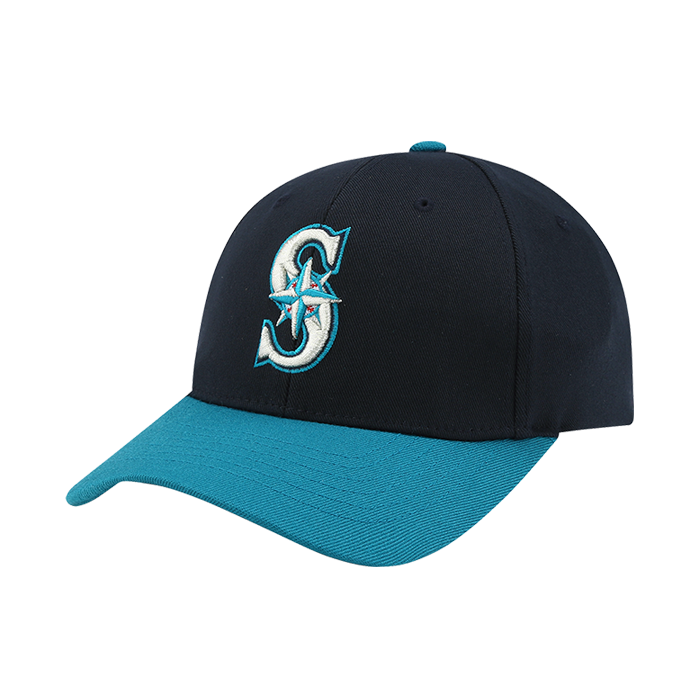 SEATTLE MARINERS BATTER CURVED CAP