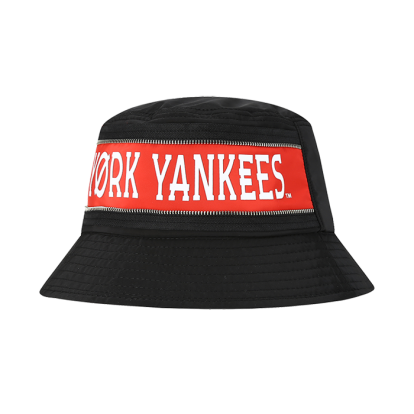 NEW YORK YANKEES ACCENT BUCKET HAT