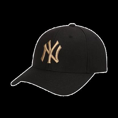 NEW YORK YANKEES METAL EMBROIDERY LOGO ADJUSTABLE HAT