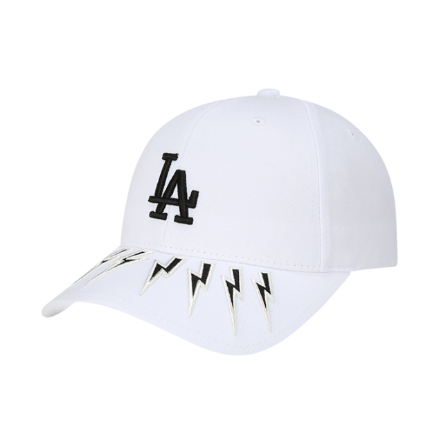 LA DODGERS LIGHTENING ADJUSTABLE HAT
