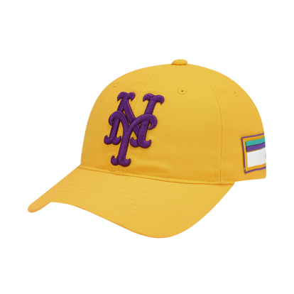 NEW YORK METS RUBBER WAPPEN BALL CAP