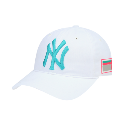 NEW YORK YANKEES RUBBER WAPPEN BALL CAP