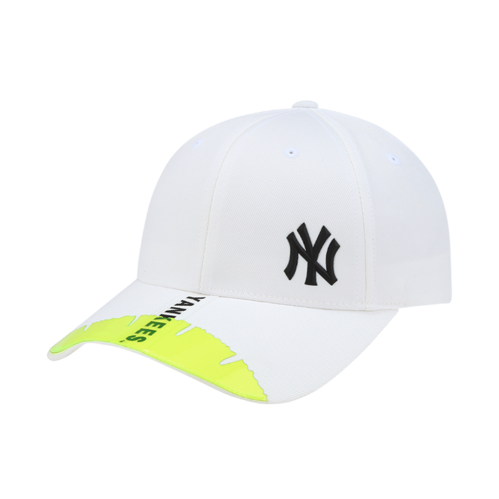 NEW YORK YANKEES PVC WEBBING ADJUSTABLE HAT