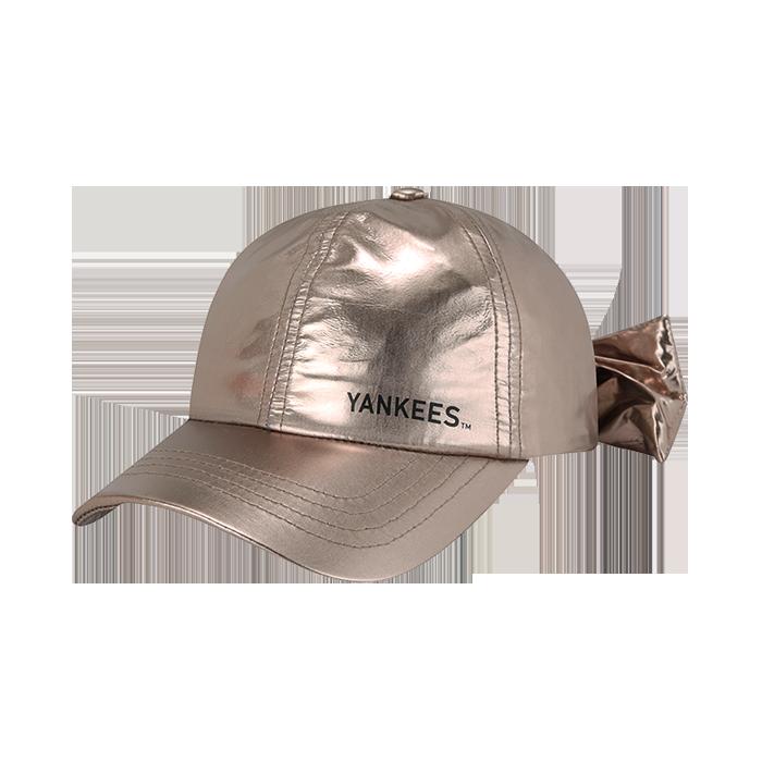 NEW YORK YANKEES RIBBON CHIC BALL CAP