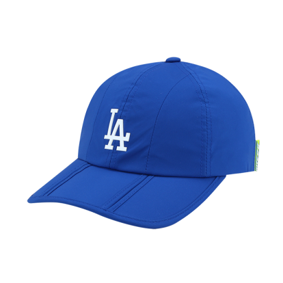 LA DODGERS PACKABLE BALL CAP