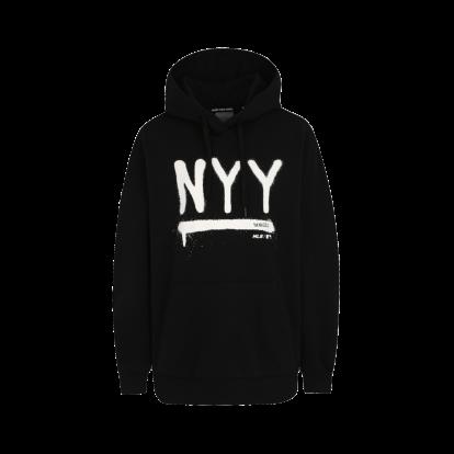 NEW YORK YANKEES NYY COLOR DRAWING HOODIE