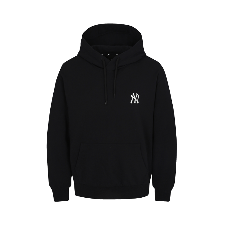 new style 5adf6 0e734 NEW YORK YANKEES BACK BIG LOGO POINT HOODIE | 31HDR1911-50L ...