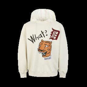 디트로이트 타이거즈 WHAT A TIGER 후드티셔츠