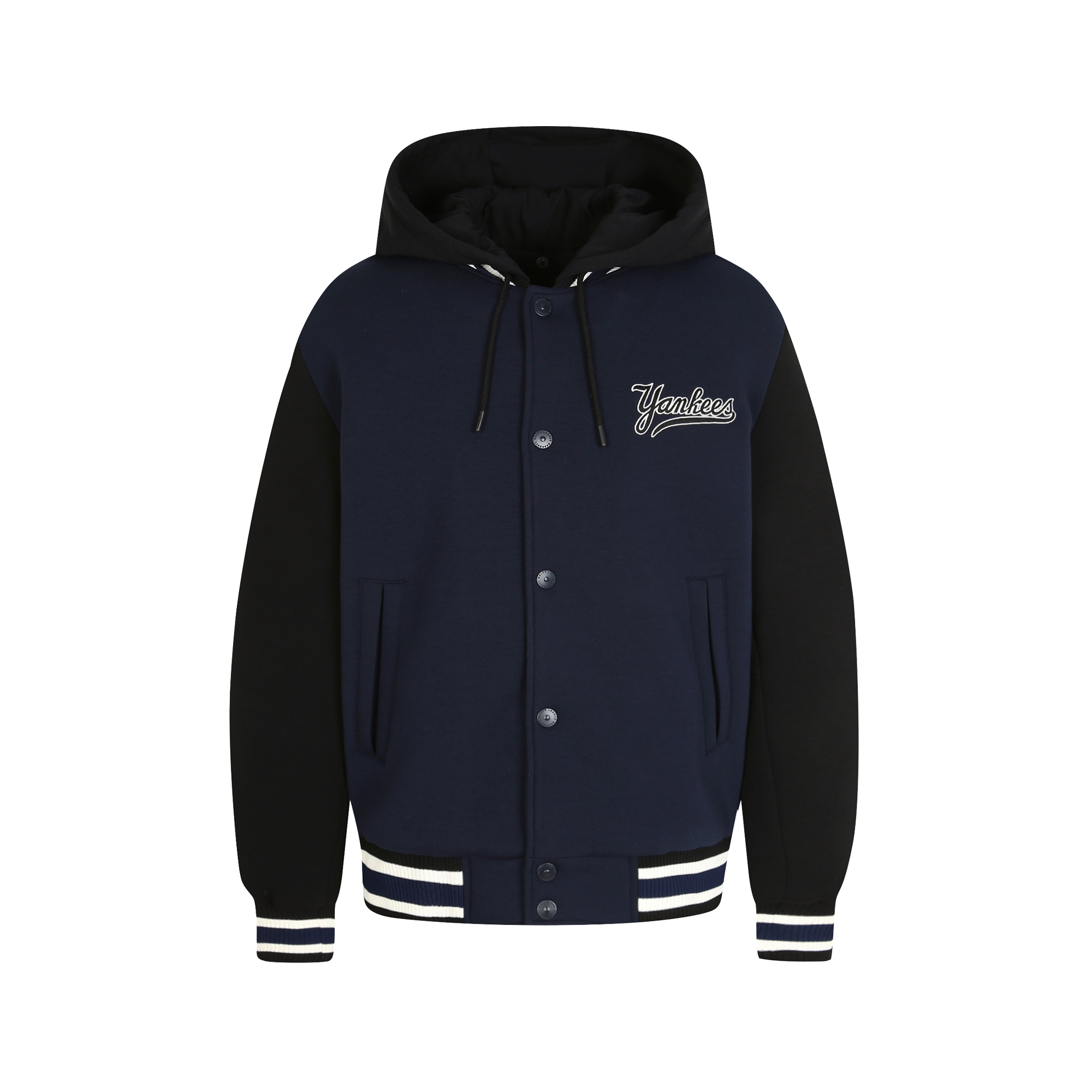NEW YORK YANKEES AUTHENTIC BICOLOR PADDING MONSTER JACKET