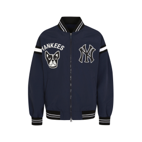 NEW YORK YANKEES BARK ANIMAL BASEBALL JUMPER