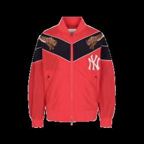 뉴욕양키스 표범 베이스볼 점퍼
