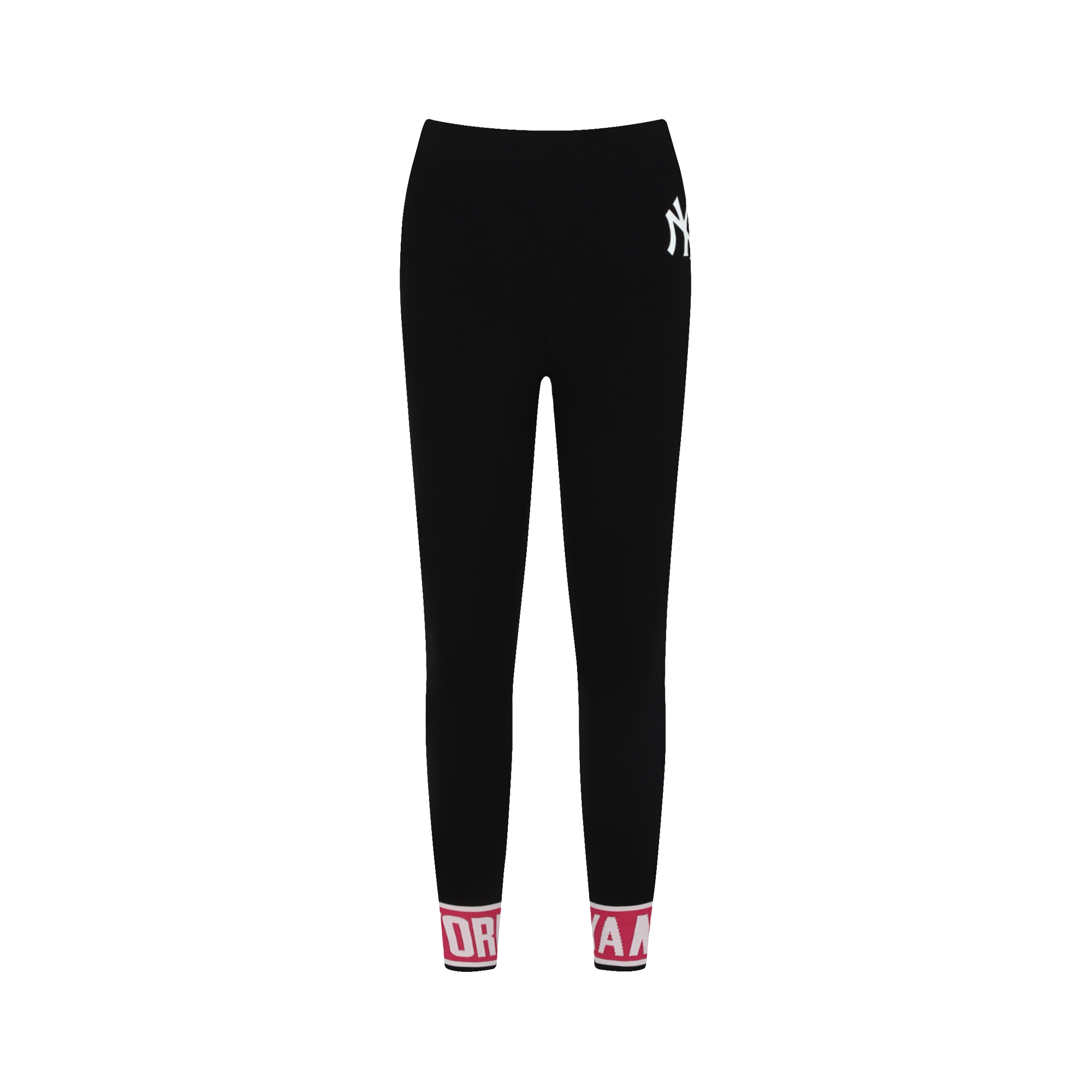 NEW YORK YANKEES ANKLE BANDING LEGGINGS