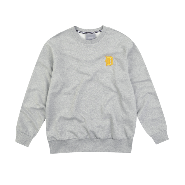 DETROIT TIGERS SIGNATURE SMALL LOGO SWEATSHIRT
