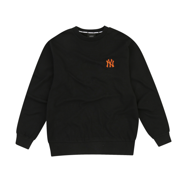 NEW YORK YANKEES BACK BIG LOGO POINT SWEATSHIRT