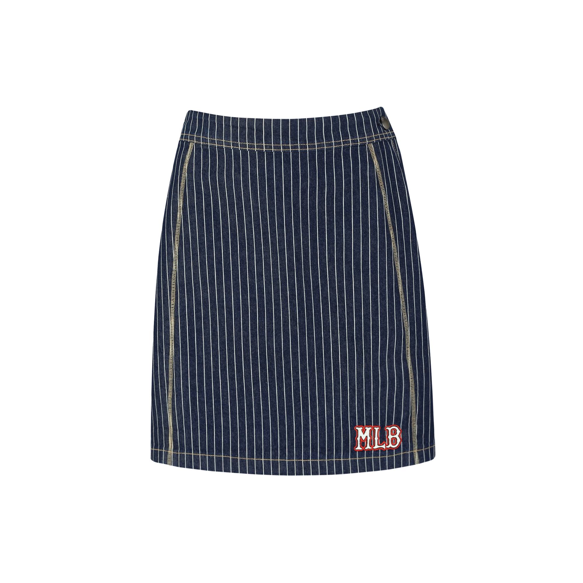 MLB STRIPE SKIRT