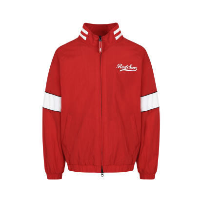 BOSTON RED SOX DUGOUT CLASSIC TRAINING ZIP-UP