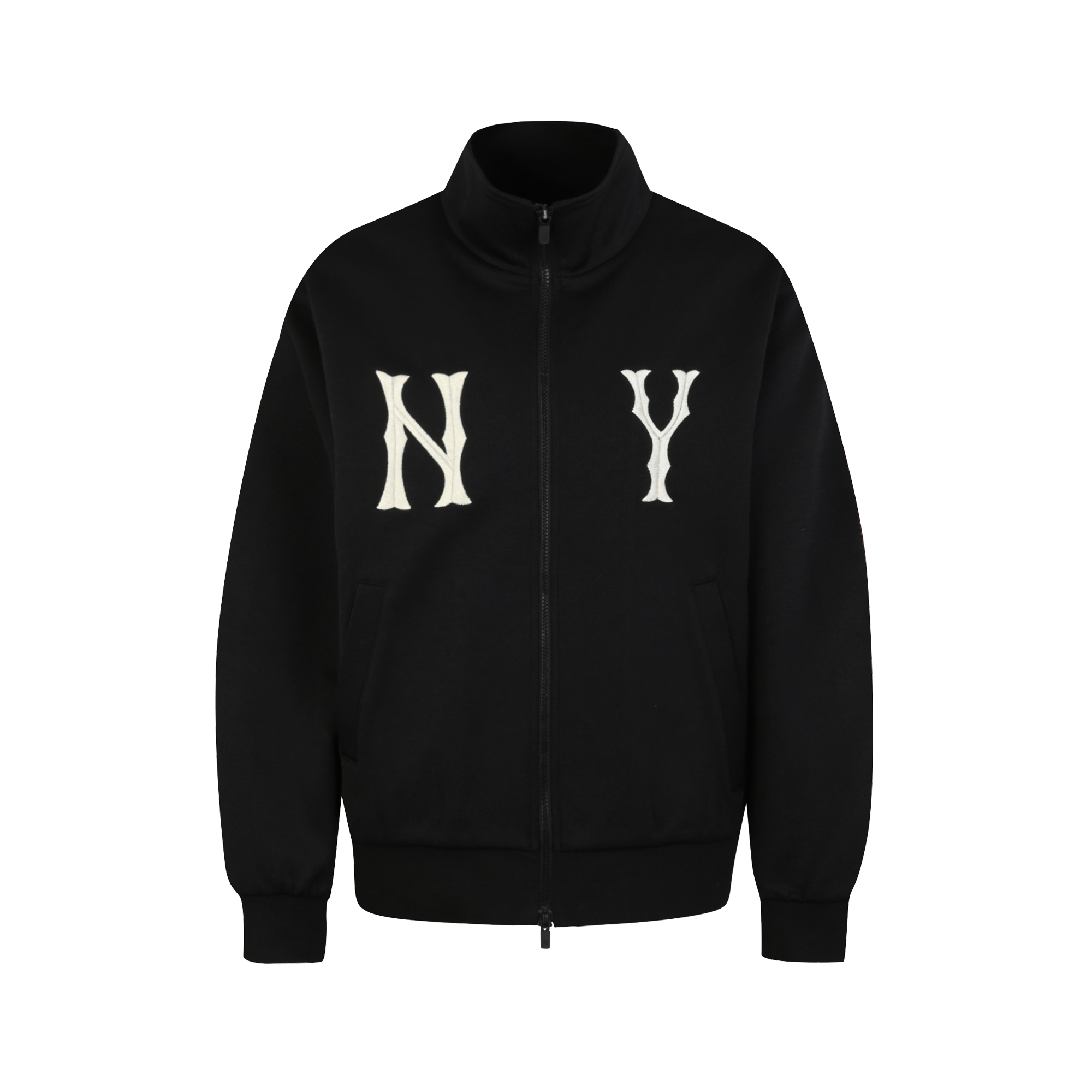 NEW YORK YANKEES COOPERS ETHNIC TRAINING ZIP-UP