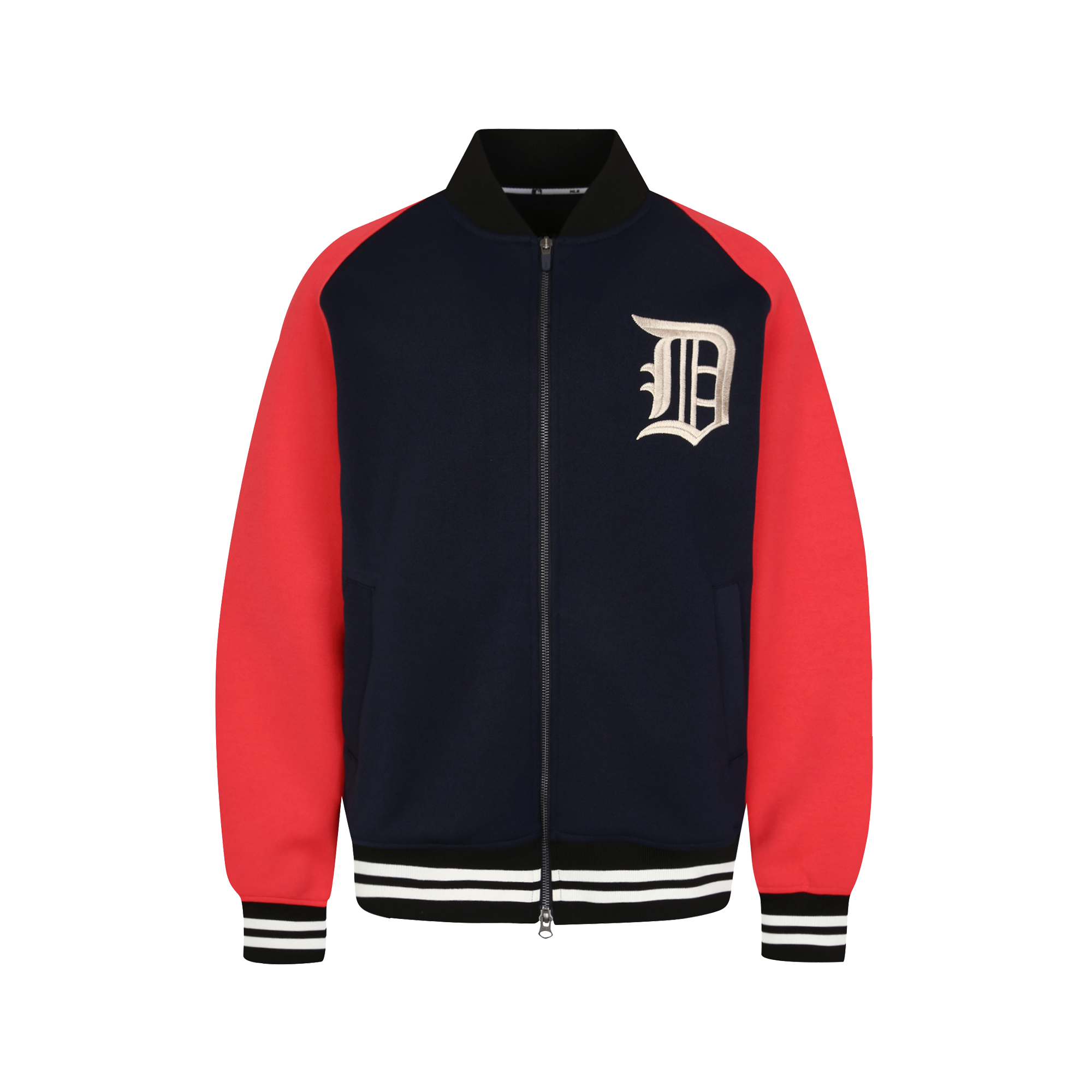 DETROIT TIGERS WINNERS ANIMAL TRAINING ZIP-UP