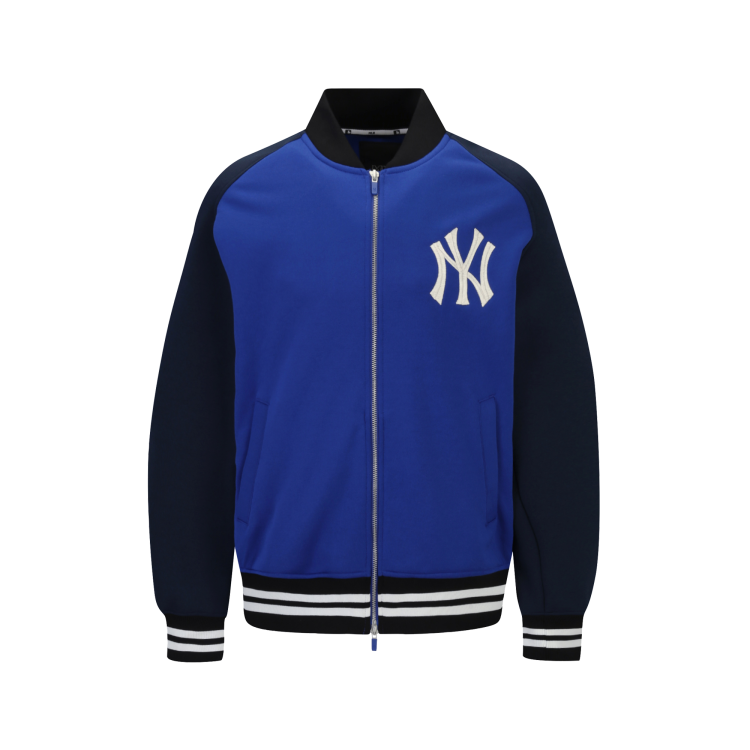timeless design a28b9 72936 NEW YORK YANKEES ANIMAL LUCKY PIG TRAINING ZIP-UP ...